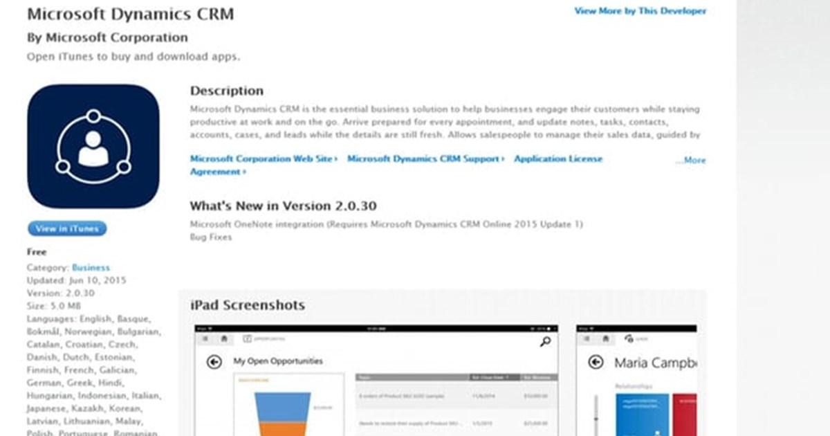 Een trial opzetten in Microsoft Dynamics CRM Online