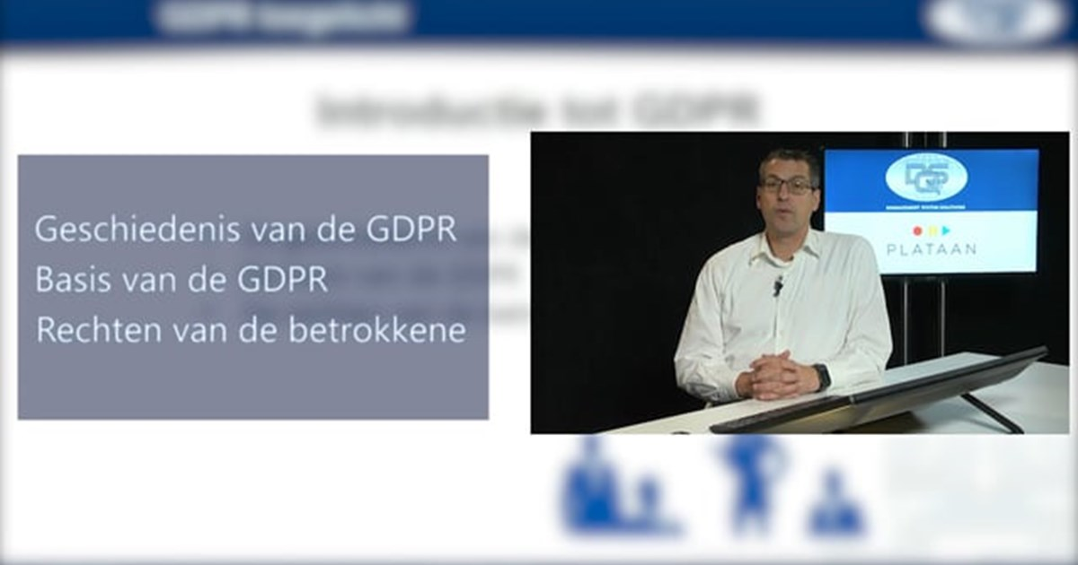 GDPR Foundation