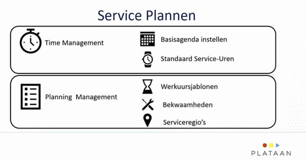 Service Management in Microsoft Dynamics NAV